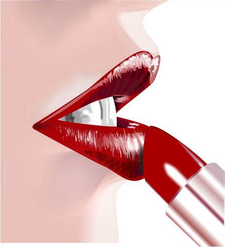 Как визуально увеличить губы фото