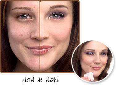 Макияж для проблемной кожи фото