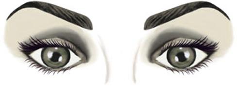 Форма глаз и макияж фото