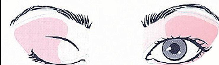 Макияж по форме глаз фото