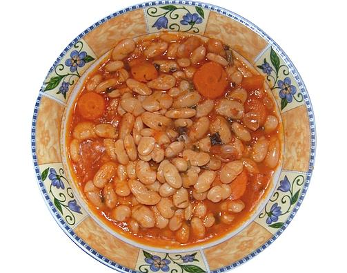 Фасолевый суп в мультиварке рецепт с фото