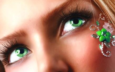 Макияж для зеленых глаз фото 2