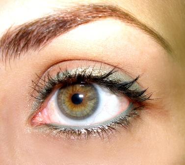Макияж для зеленых глаз фото 3