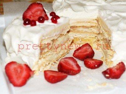 Торт Степка Растепка - домашний рецепт