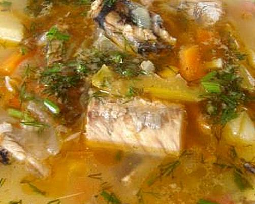 Рыбный суп в мультиварке редмонд рецепт с фото