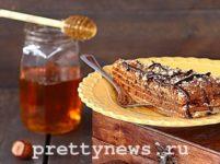 Медовый торт домашний рецепт видео